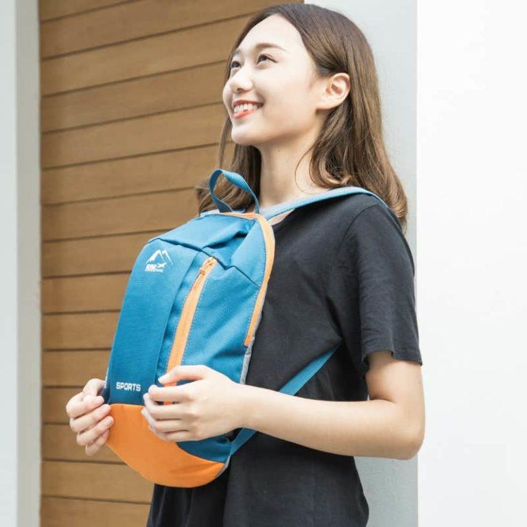 Mini Backpack Travel Bag (17)